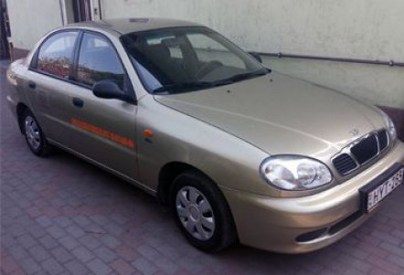 Daewoo Lanos 1,4 S